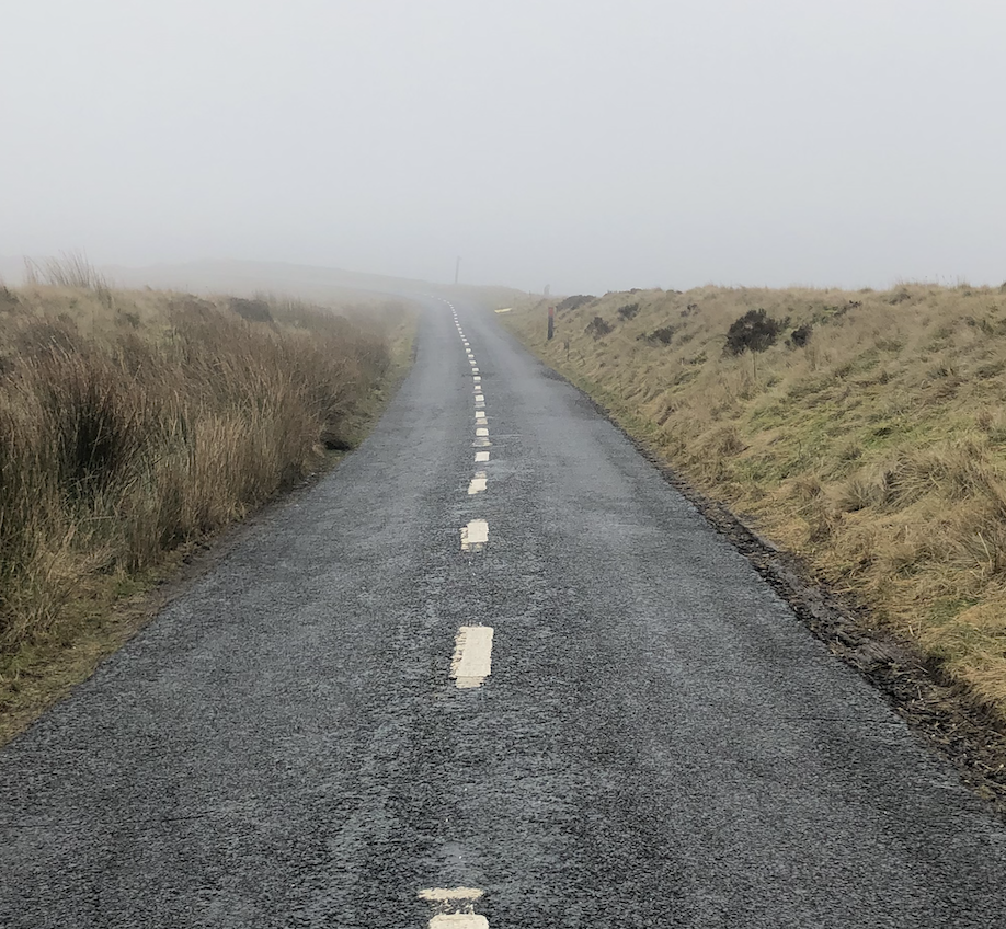 It's not the end of the road